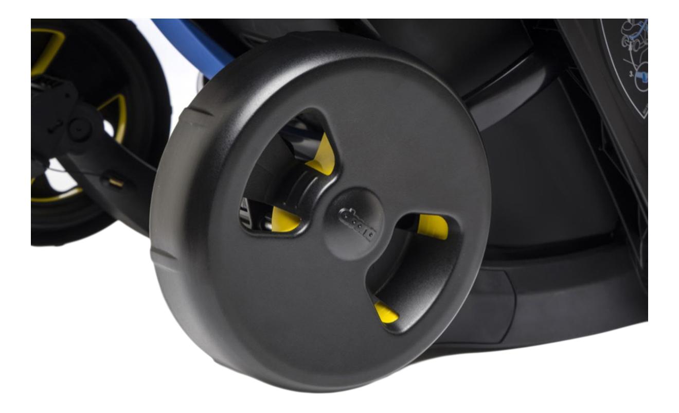 Doona для колес автокресла-коляски