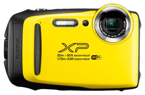 Фотоаппарат цифровой компактный Fujifilm FinePix XP130 Yellow