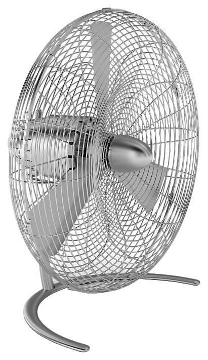Вентилятор напольный Stadler Form Charly Fan Floor New C-050 silver