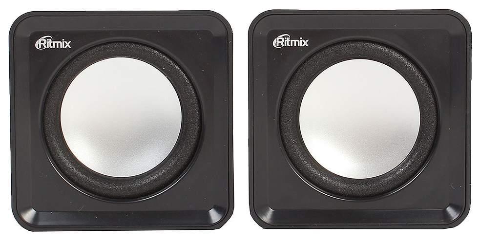 Колонки для компьютера Ritmix SP-2020 Black