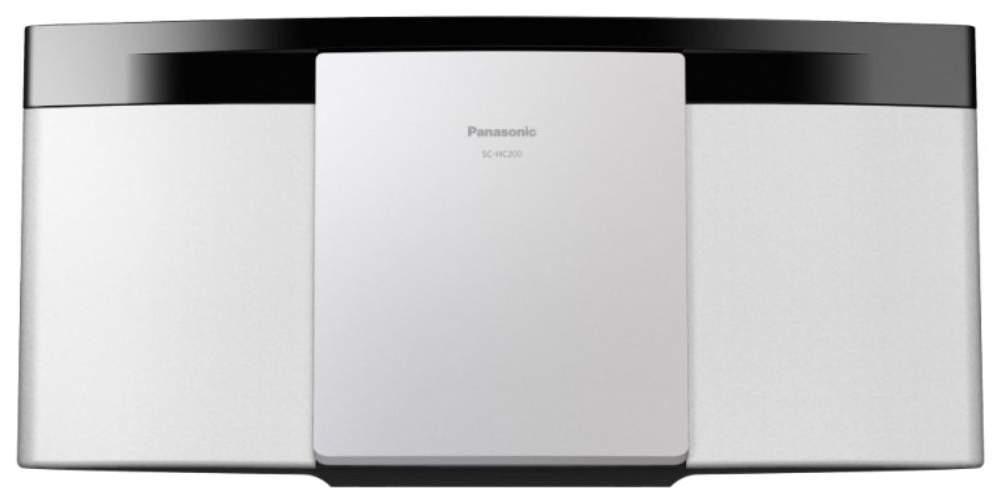 Музыкальный центр Panasonic SC-HC200EE-W