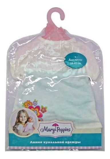 Кофточка и шортики 38-42 см 452077 для кукол Mary Poppins