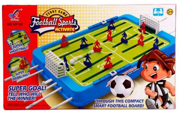 Настольный футбол для детей S+S Toys 101007597