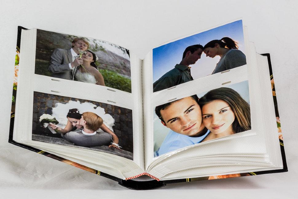 Печать фотографий с белыми полями объясняется тем