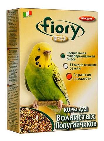 Основной корм FIORY ORO для попугаев 400 г, 1 шт