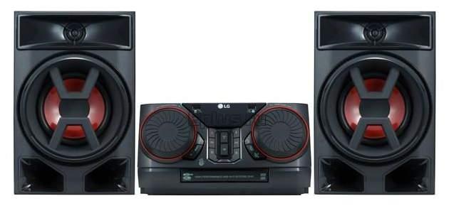 Музыкальный центр Mini LG CK43