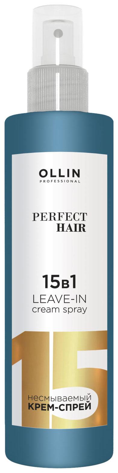 Фотография Спрей для волос Ollin Professional Perfect Hair Leave-In 250 мл №1