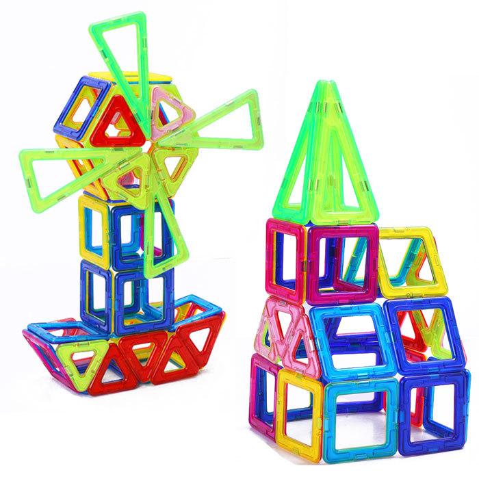 Магнитный конструктор 3D 705 Magical Magnet 77 деталей