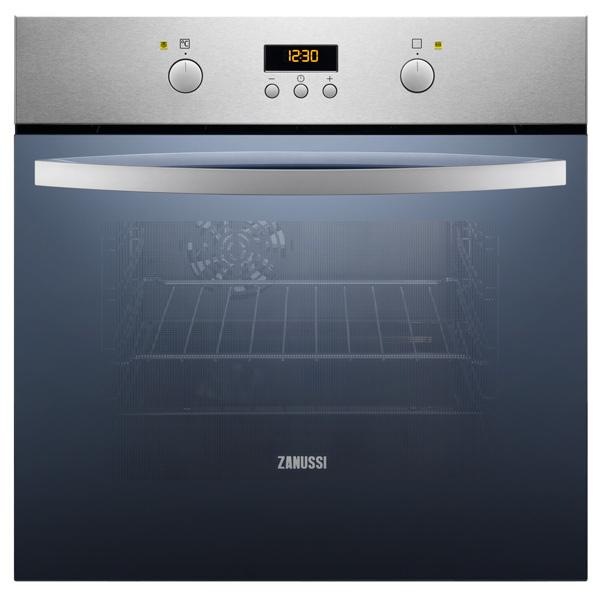Встраиваемый электрический духовой шкаф Zanussi OPZA4210X Silver