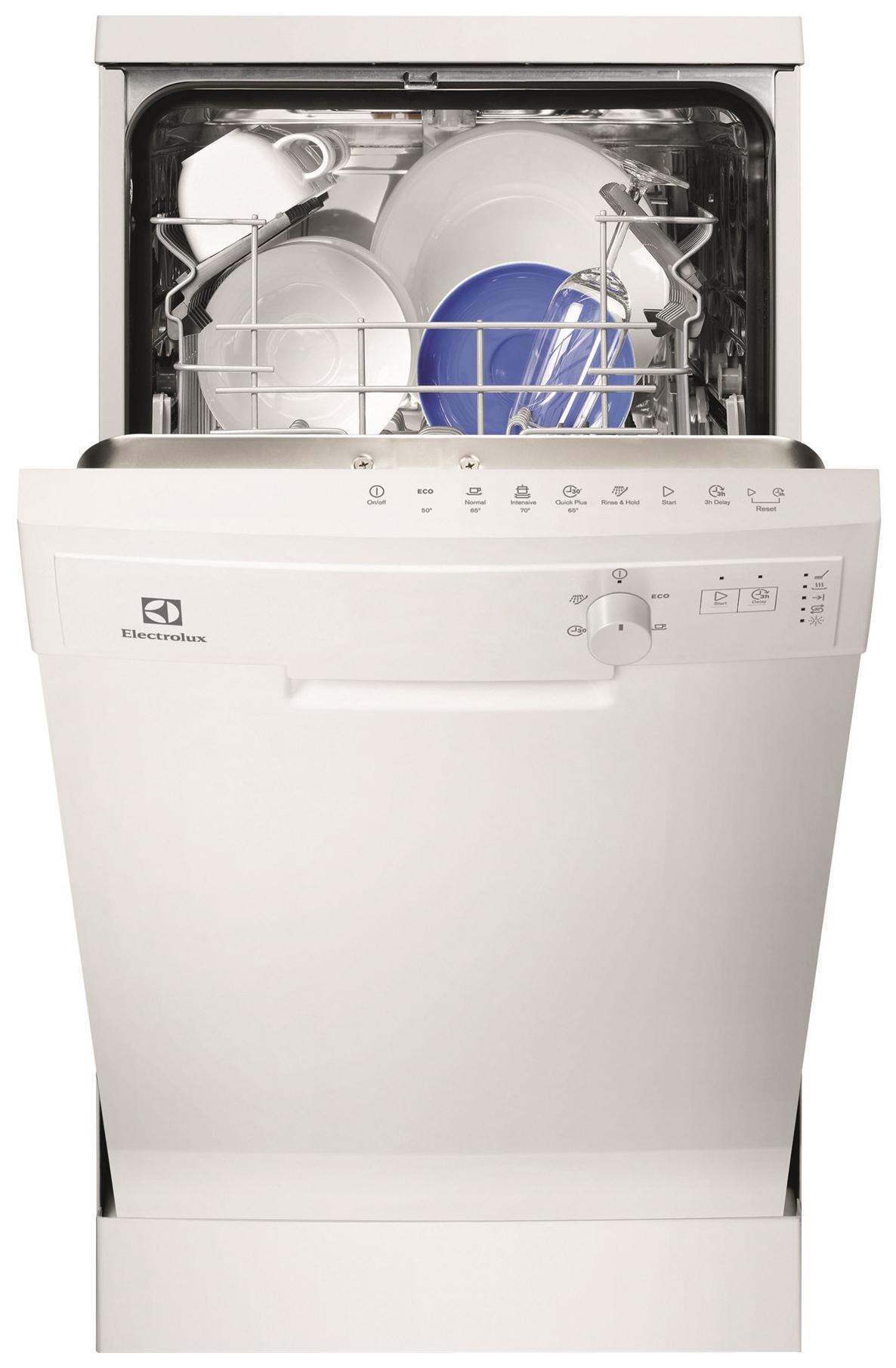 Посудомоечная машина 45 см Electrolux ESF9420LOW white