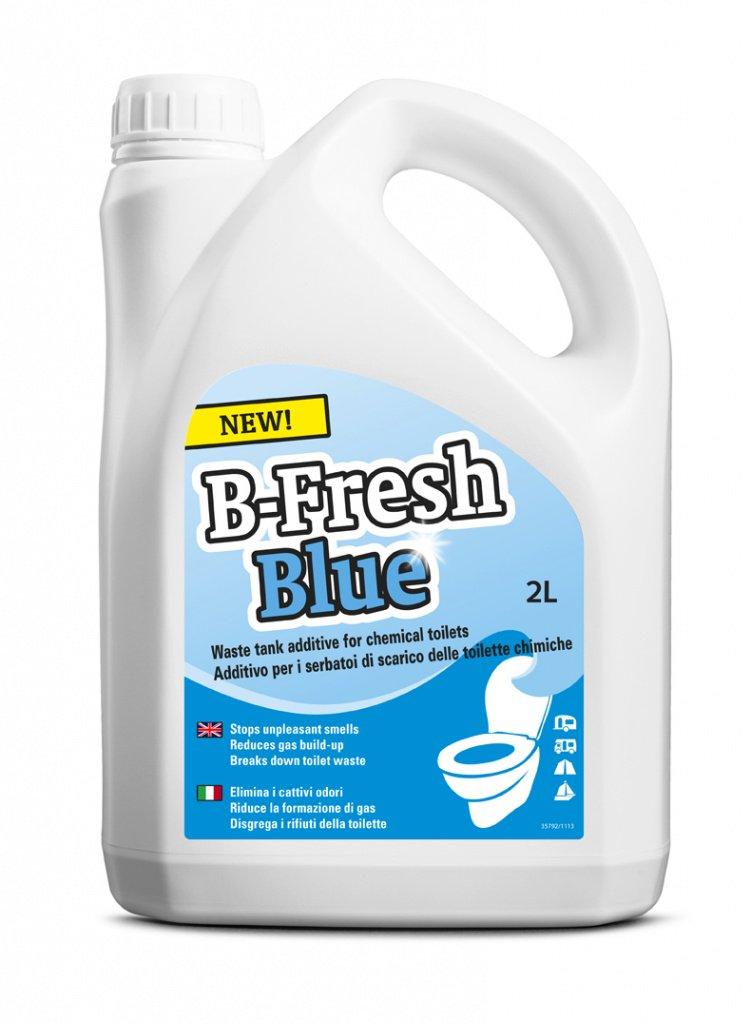 Thetford Жидкость для биотуалетов Thetford B-Fresh для нижнего бака синяя 2л
