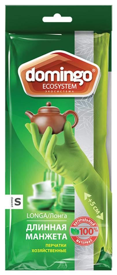 Перчатки для уборки Domingo с длинной манжетой Лонга 7S