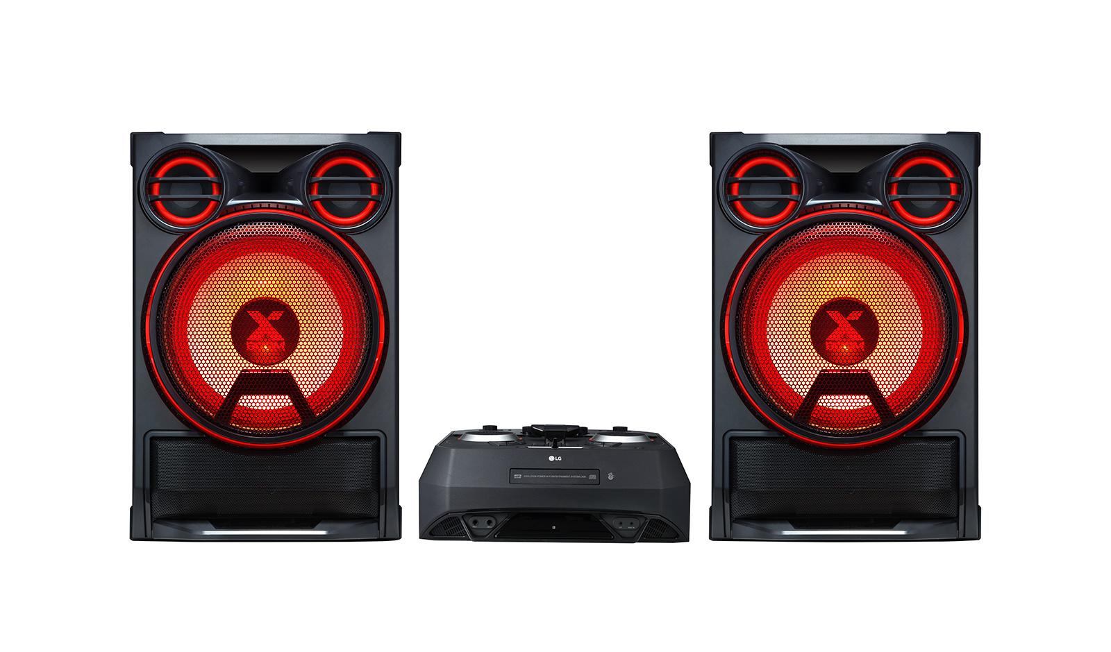 Музыкальная система LG CK99