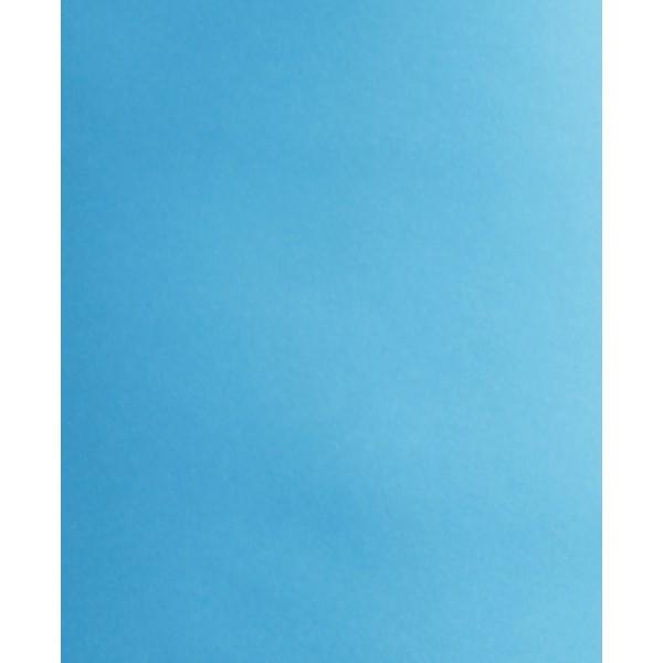 Картон цветной тонированный, 297x420 мм, 50 листов (голубой)