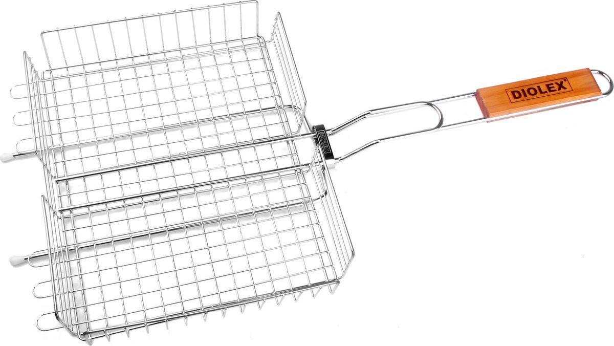 Решетка-гриль DIOLEX, DX-G0002, 31*24 см