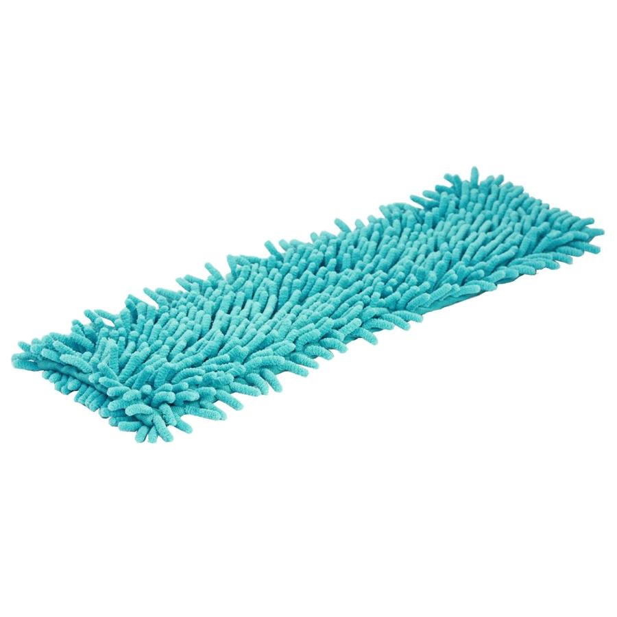 Насадка для плоской швабры лапша голубой 42,5*13*1см., In`loran, N-L508BL