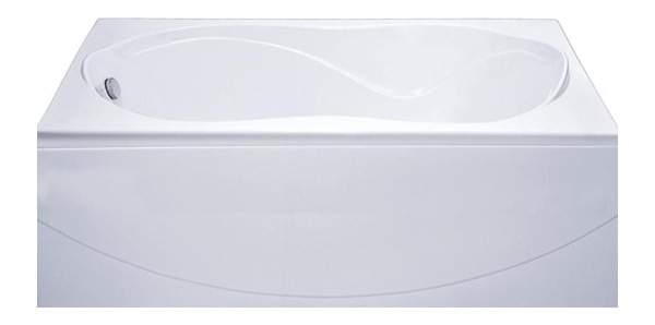 Акриловая ванна BAS Ямайка 180х80 без гидромассажа