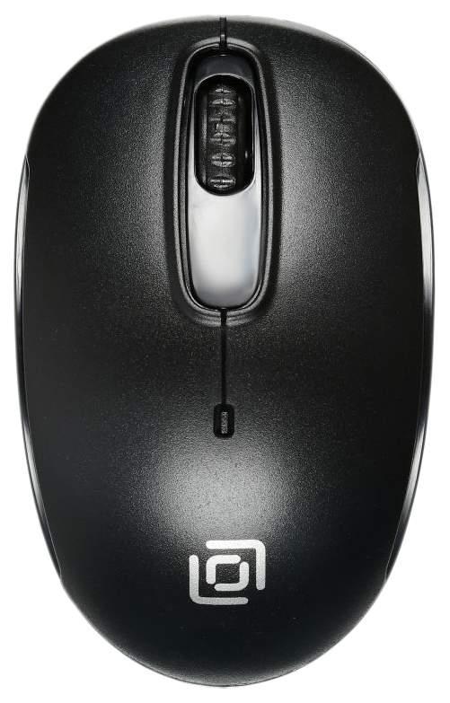 Беспроводная мышь OKLICK 505MW Black