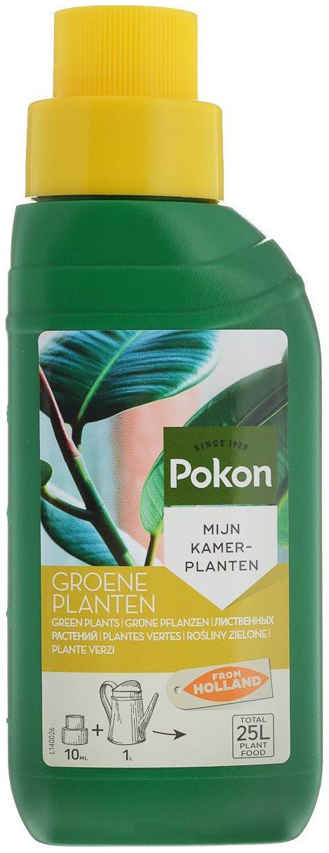 Удобрение для лиственных растений Pokon, 250 мл