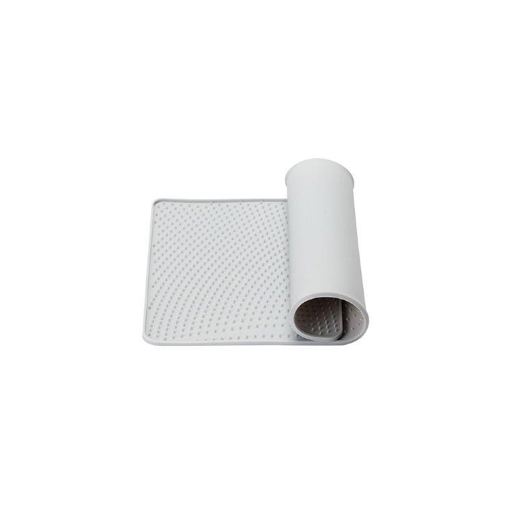 Коврик под туалетный лоток силиконовый коврик Pidan, 38 х 7 х 7 см