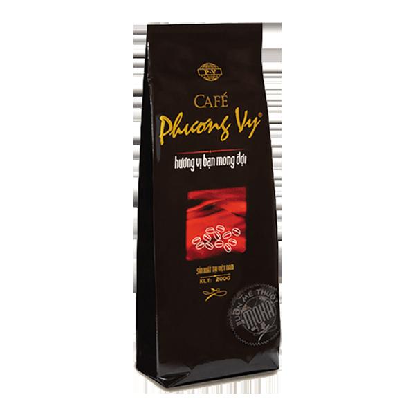 Кофе вьетнамский молотый Phuong Vy мока 200 г