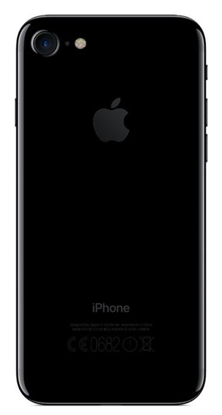Смартфон Apple iPhone 7 128Gb Jet Black (MN962RU/A)