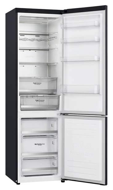Холодильник LG GA-B509PBAZ Black