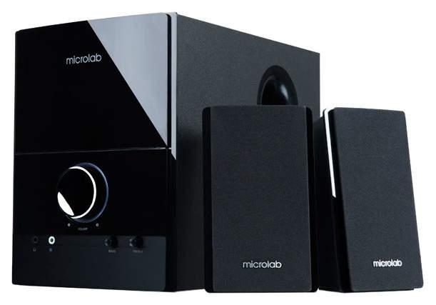 Колонки для компьютера Microlab M500 Black Black