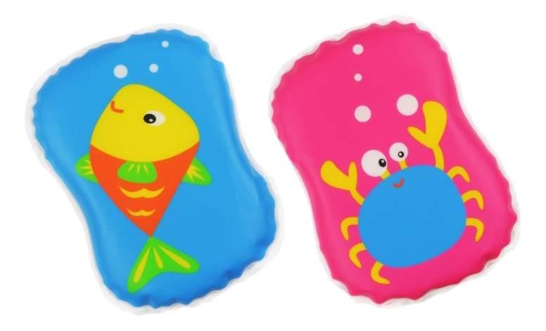 Игрушка для купания Baby Mix Рыбка и краб