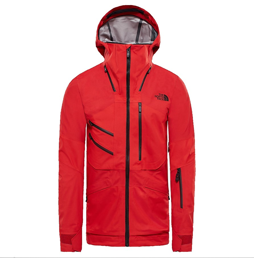 Куртка The North Face Fuse Brigandine, pink fuse, M INT