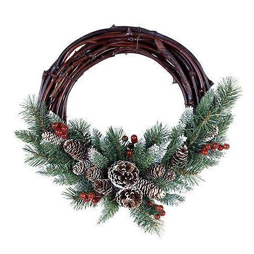 Венок новогодний National Tree Co