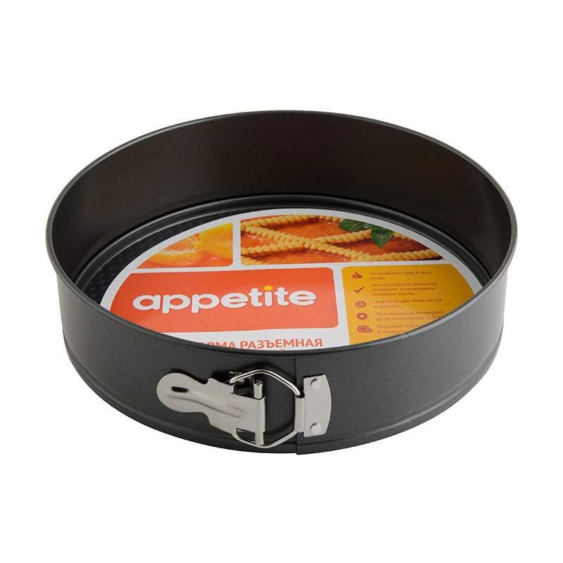Форма д/выпечки а/пр 24х7см круг разъем ТМ Appetite