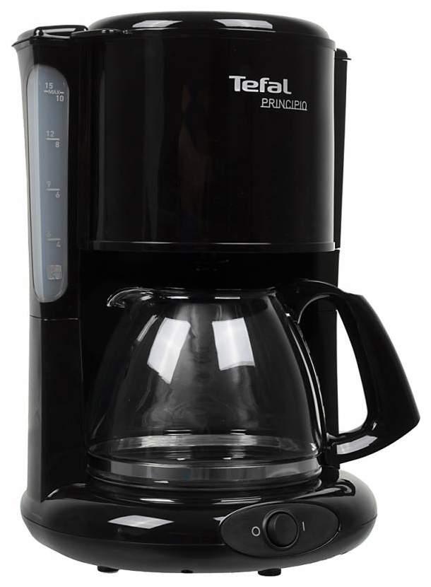Кофеварка капельного типа Tefal Principio CM2618 Black