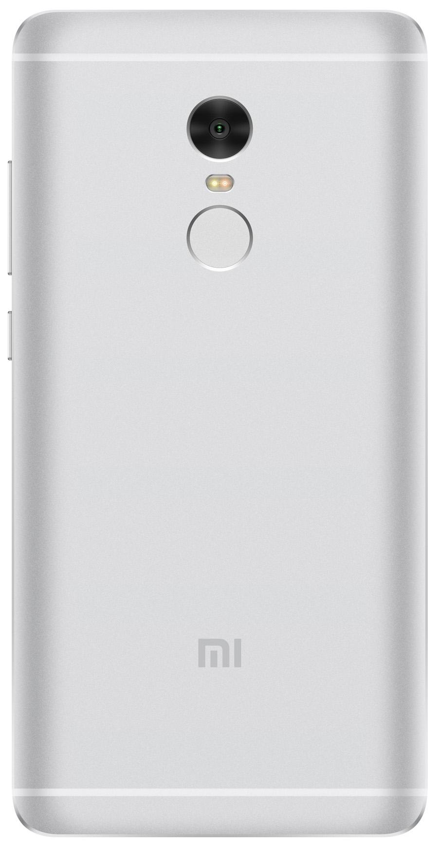 Смартфон Xiaomi Redmi Note 4 32Gb Silver
