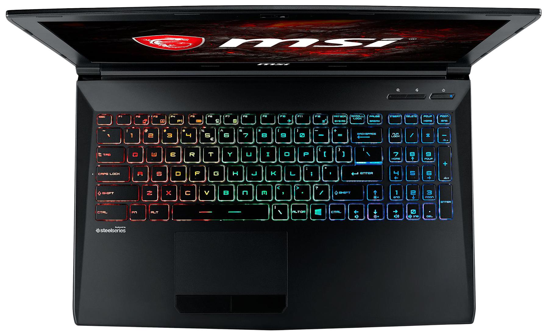 Ноутбук игровой MSI Leopard GP62M 7RDX-1671RU 9S7-16J9B2-1671