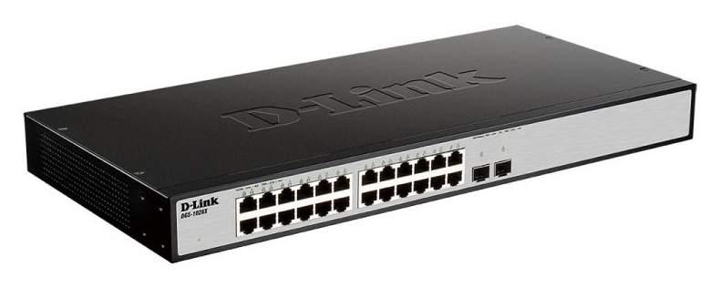 Коммутатор D-Link DGS-1026X/A1A
