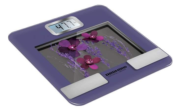 Весы напольные Redmond RS-730 (фиолетовый)