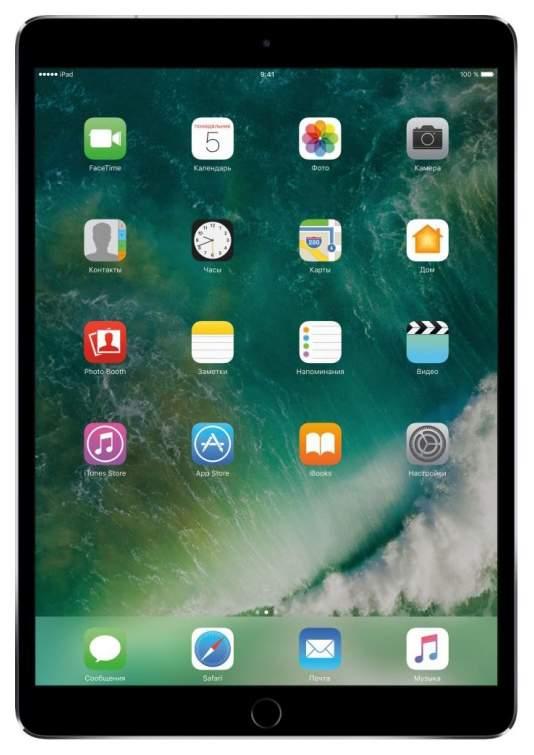 "Планшет Apple iPad Pro Wi-Fi + Cellular 10.5"" 512Gb Space Grey (MPME2RU/A)"