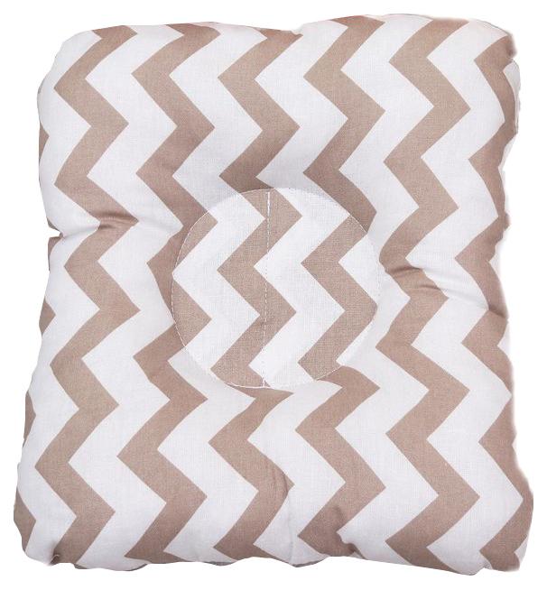 Подушка для кормления и сна AmaroBaby Baby Joy Зигзаг AMARO-40BJ-ZK