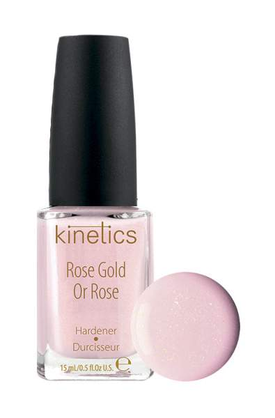 Топ Kinetics Rose Gold Hardener 15 мл