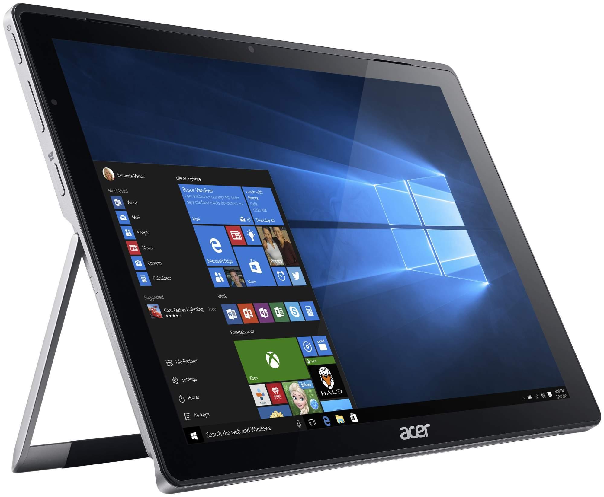 Планшет Acer Aspire Switch Alpha 12 i5 128Gb Silver