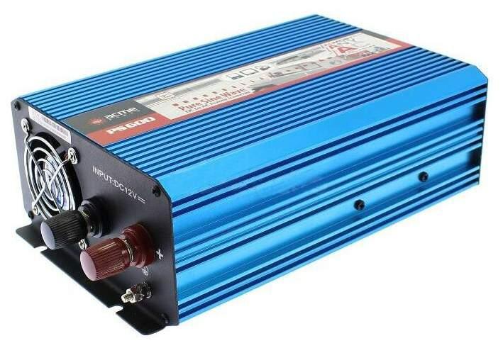 Автомобильный преобразователь напряжения Acme Power 12В-220В 600Вт RPR05-YP