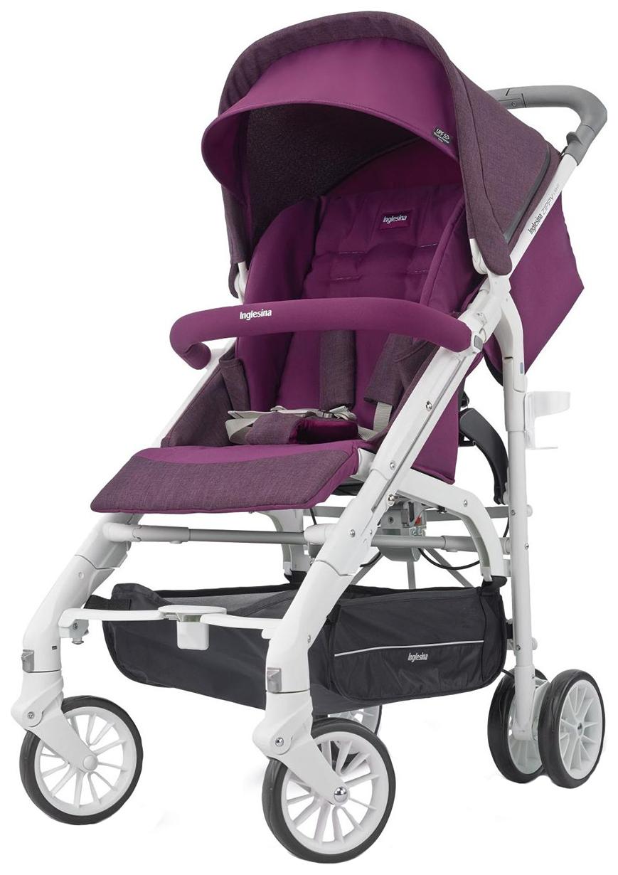 Прогулочная коляска Inglesina Zippy light Raspberry purple