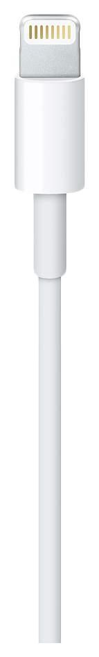 Кабель Apple MQUE2ZM/A Lightning 1м White