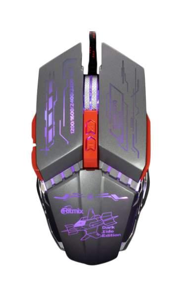 Игровая мышь Ritmix ROM-370 Black