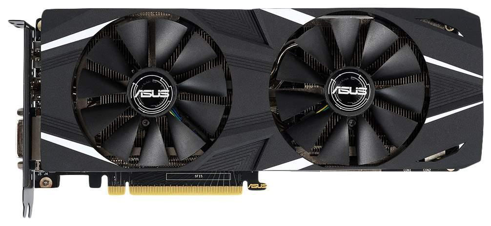 Видеокарта ASUS Dual nVidia GeForce RTX 2060 (DUAL-RTX2060-A6G)