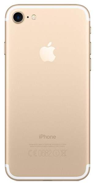 Смартфон Apple iPhone 7 256Gb Gold (MN992RU/A)
