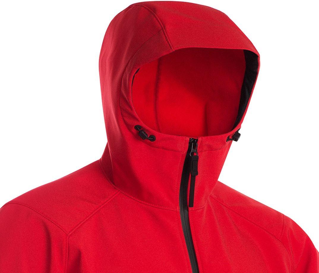 Куртка мужская Bask Sft Sarma, красная, 44 RU
