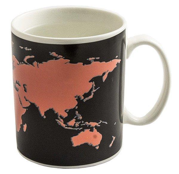 Кружка ЭВРИКА, Карта Мира, 300 мл