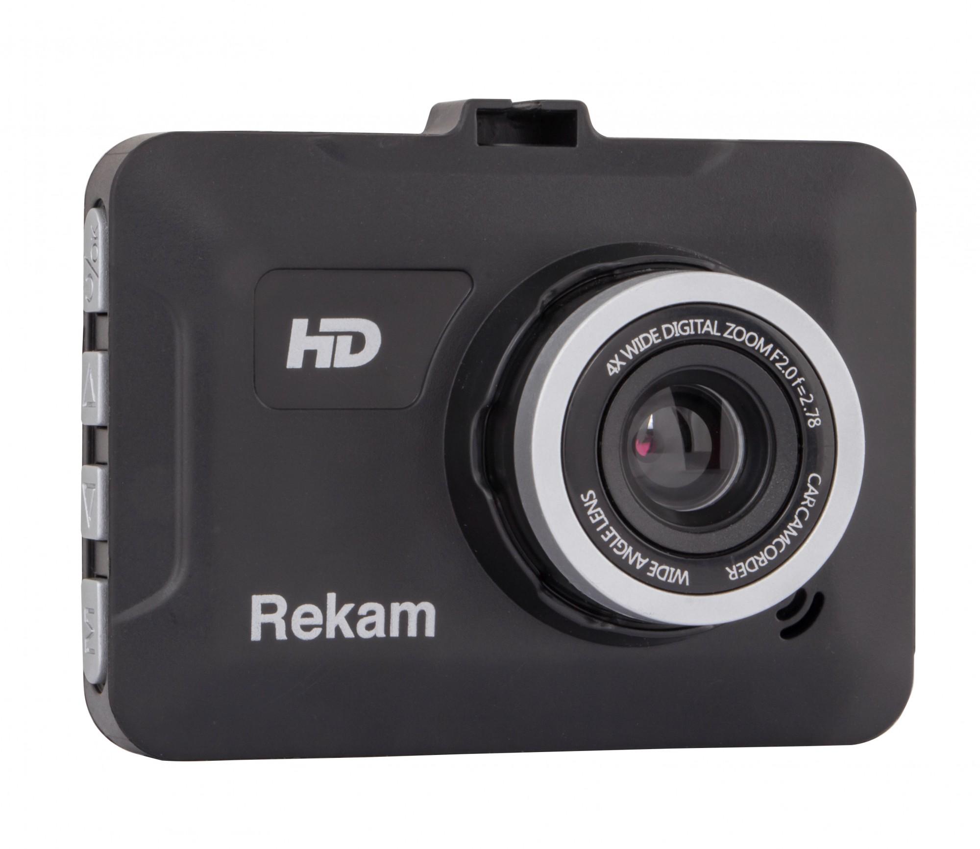 Видеорегистратор цифровой автомобильный Rekam F105